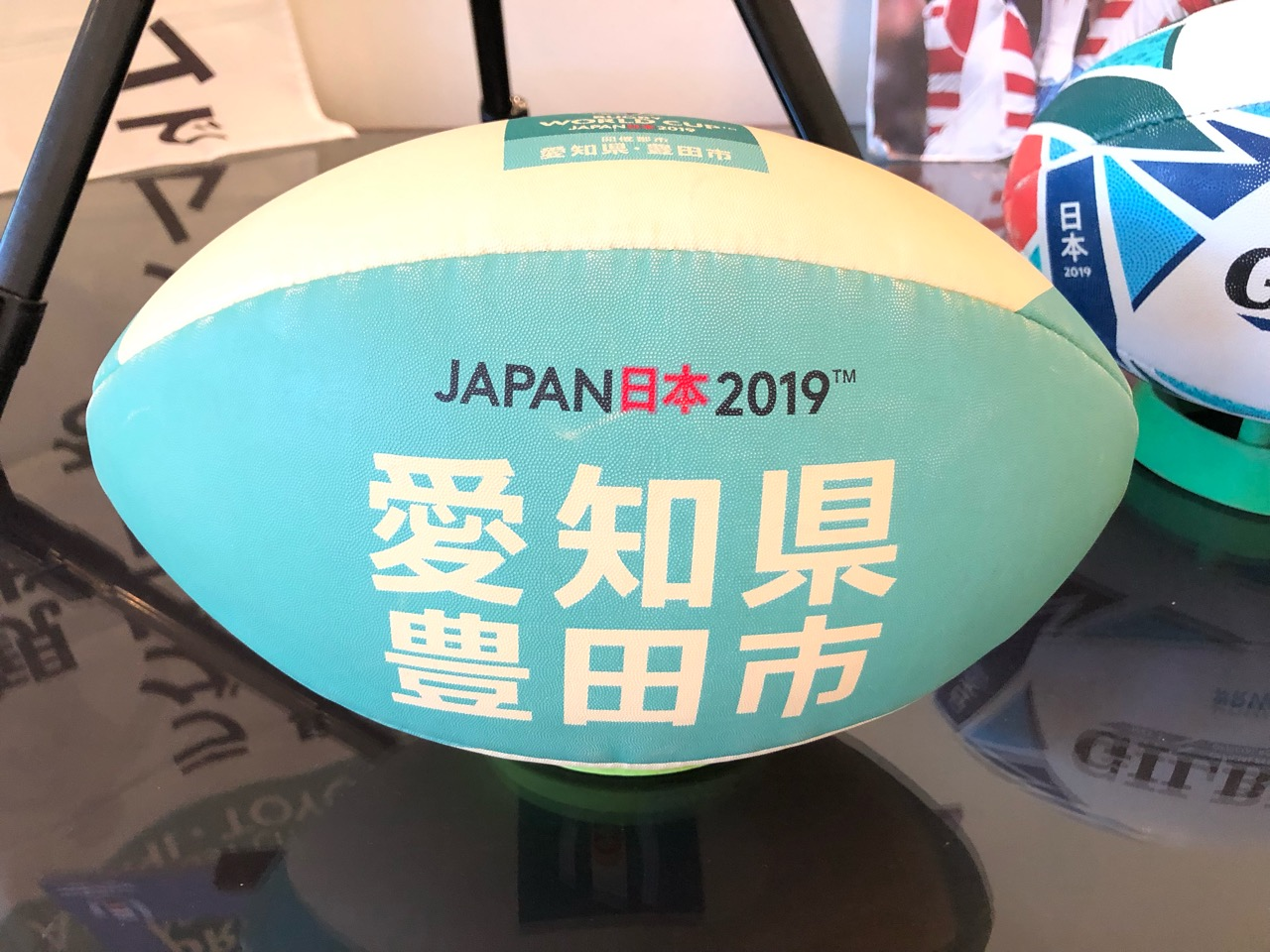 2019年10月5日豊田市スタジアムでラグビーワールドカップ