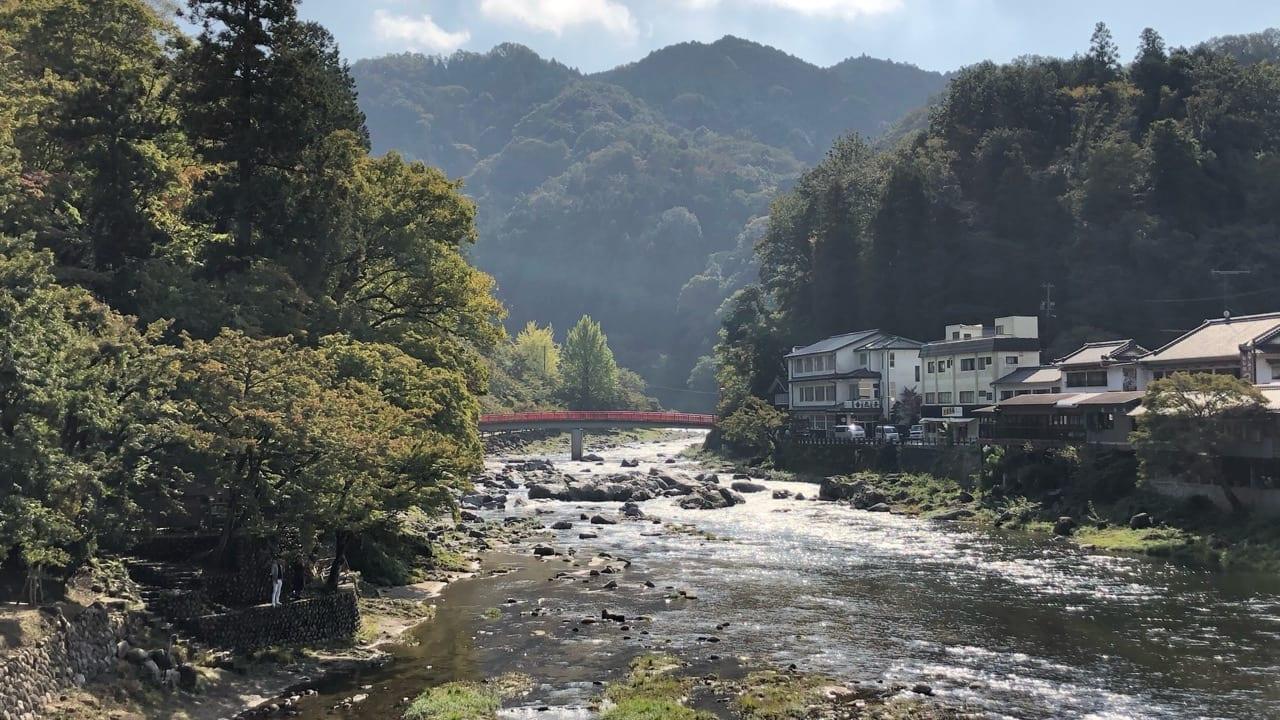 2019年10月30日の香嵐渓