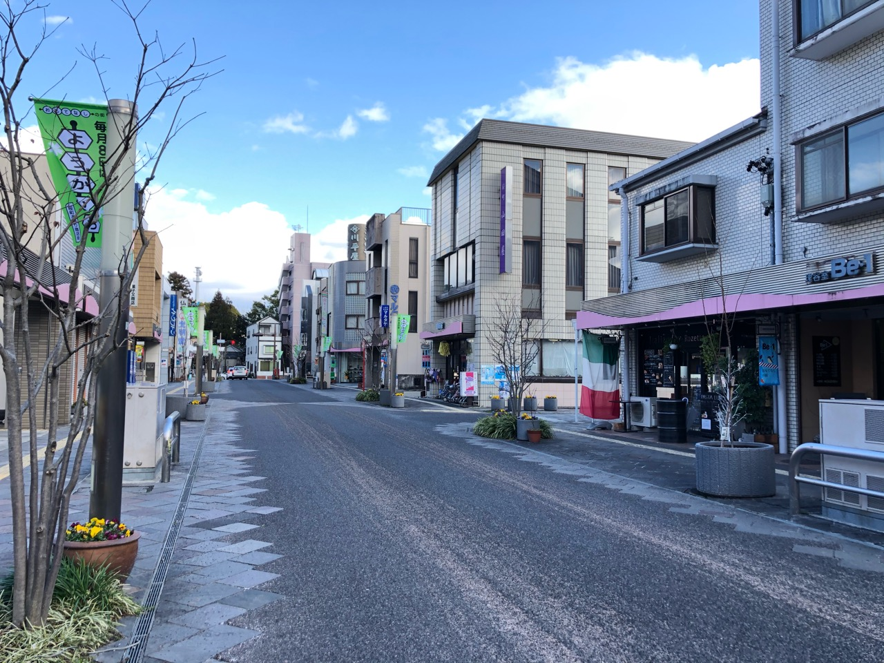 豊田市の桜町商店街