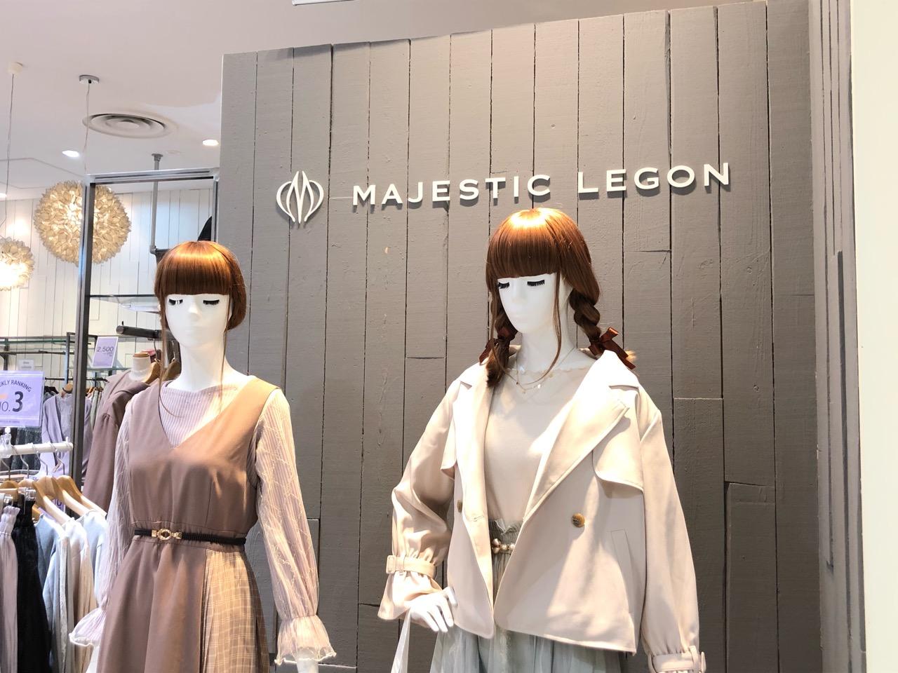 豊田市にお店を構えるマジェスティックレゴン