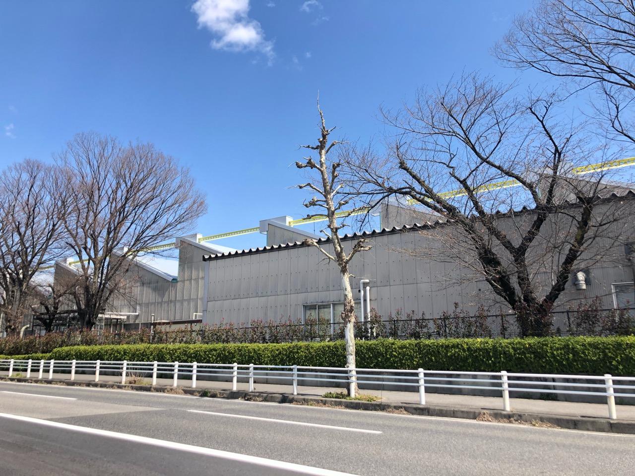 トヨタ自動車工場イメージ