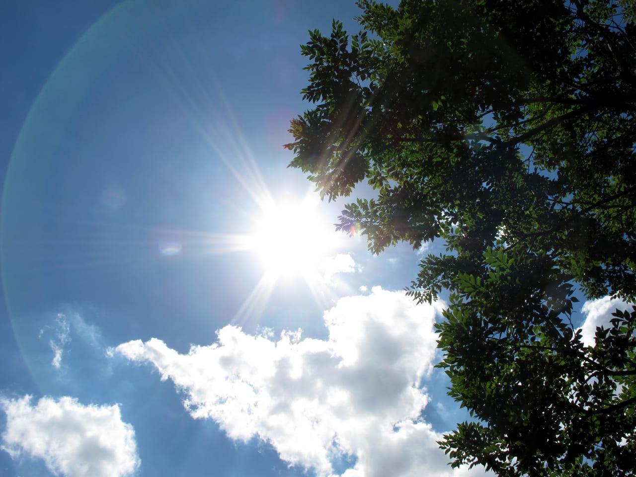 太陽イメージ