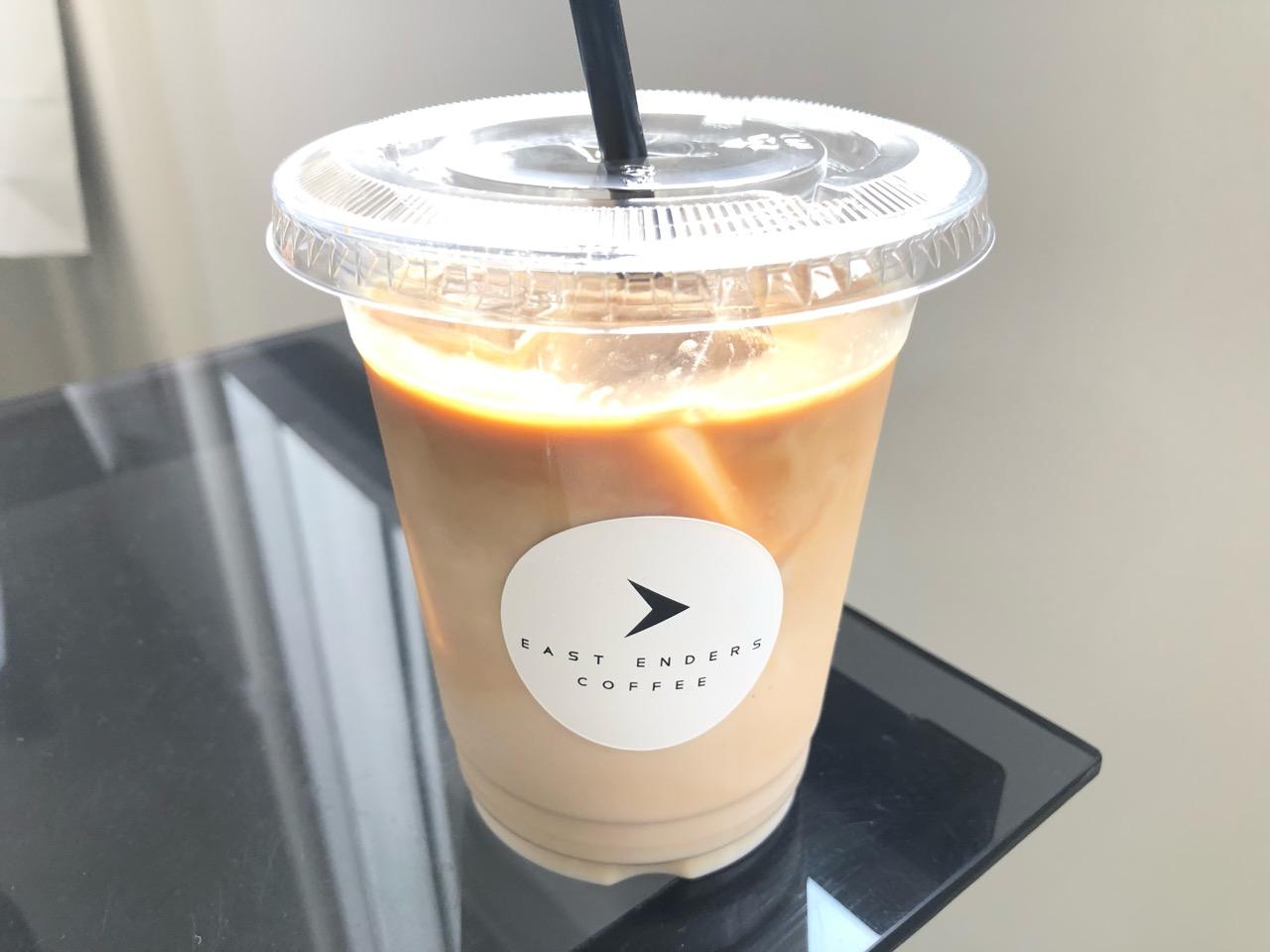 イーストエンダースコーヒー
