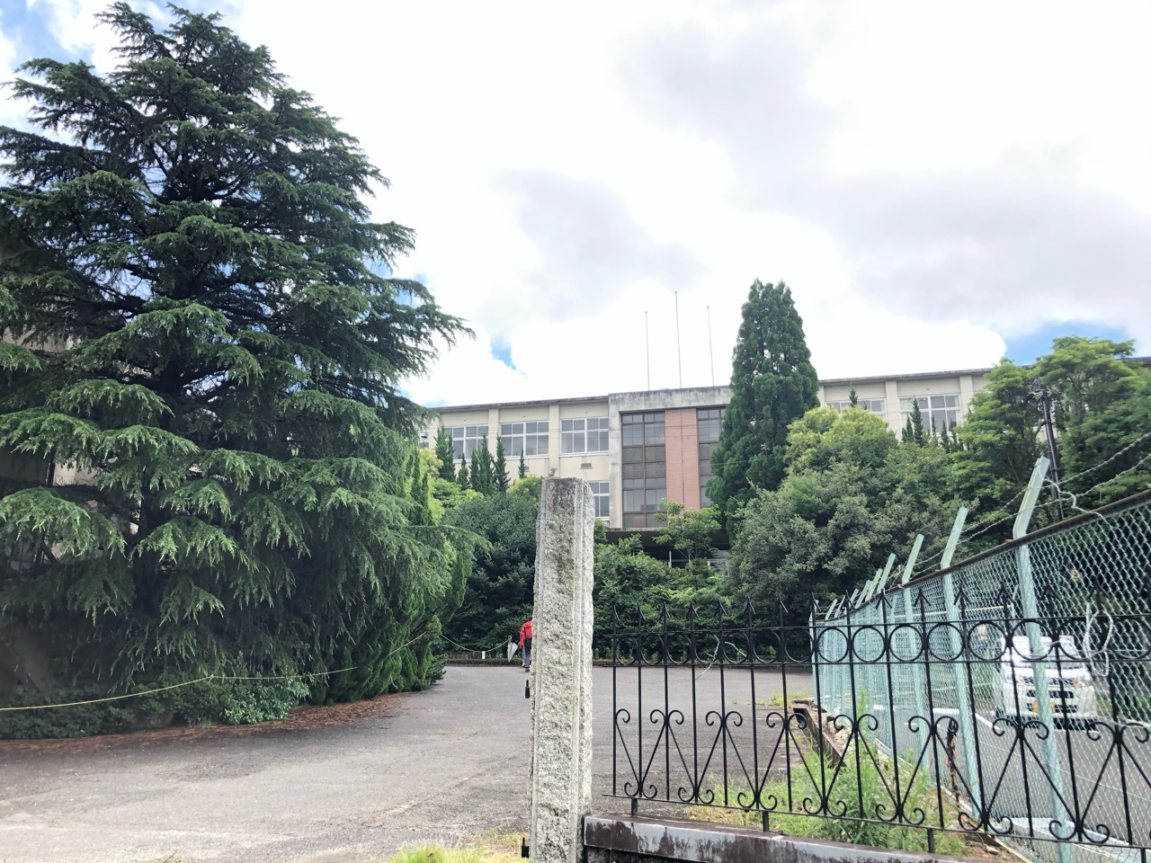 旧豊田東高校