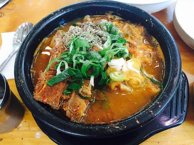 韓国料理イメージ