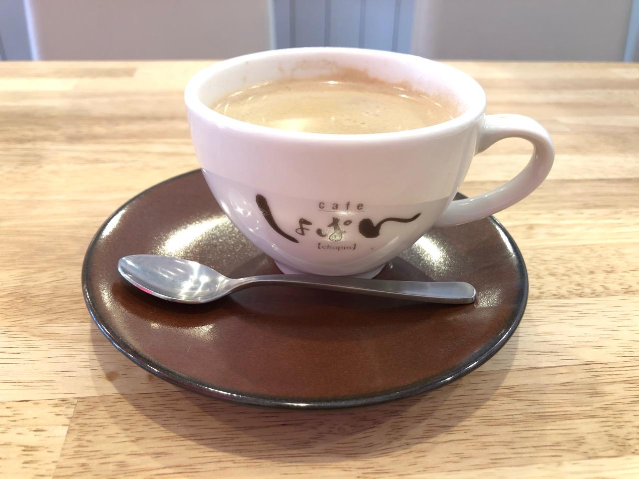 ぱん カフェ しょ