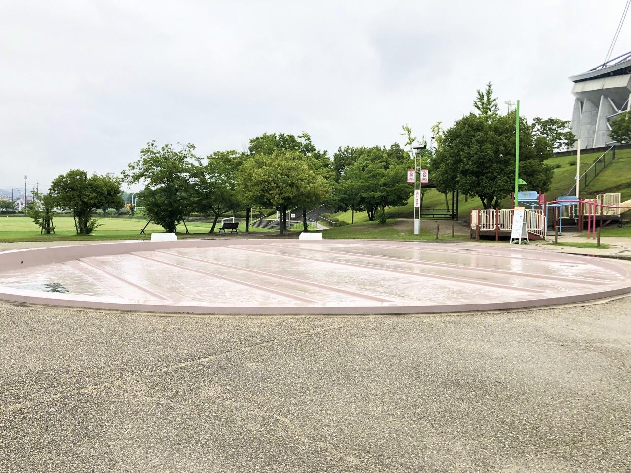 豊田スタジアムじゃぶじゃぶ池